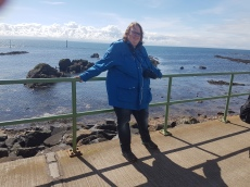 Martina in Anstruther/ Kingdom of Fife