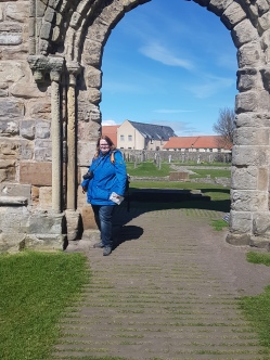 Martina in St.Andrews/ Kingdom of Fife