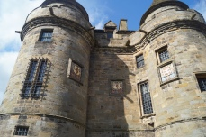 Falkland Palace/ Kingdom of Fife